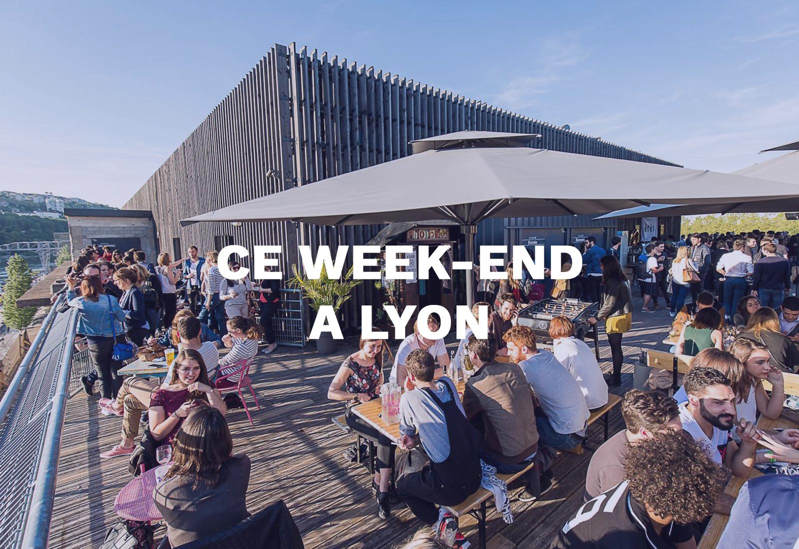 heure bleue ce week-end à Lyon
