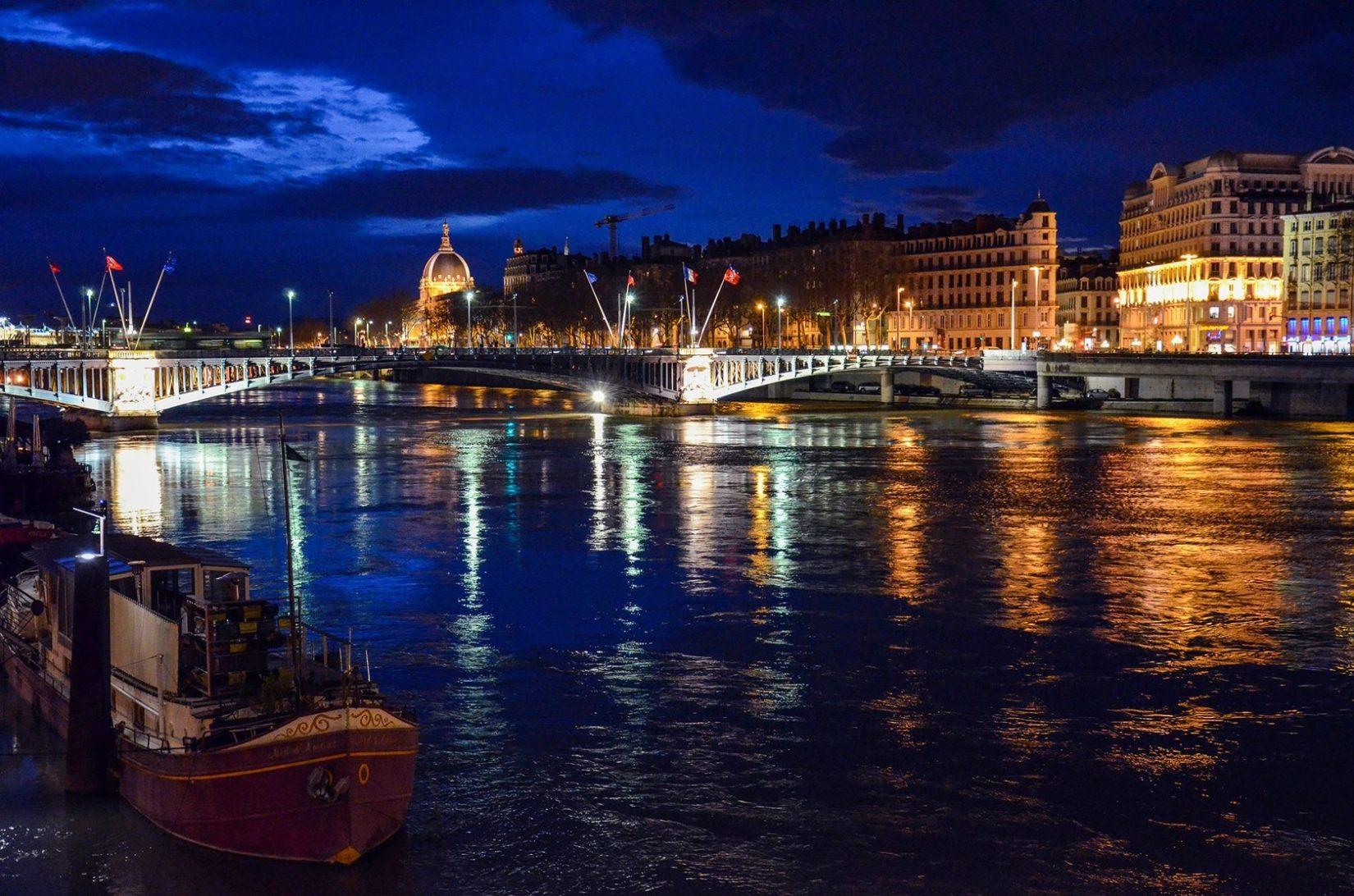 Heure Bleue Lyon