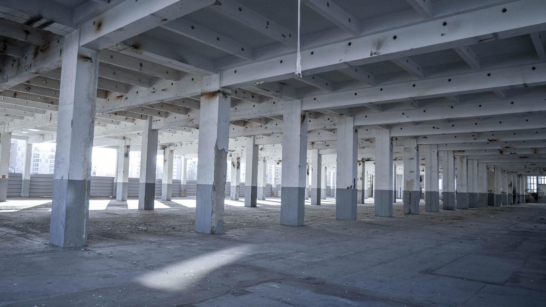 La Cité des Halles Lyon 7 friche industrielle