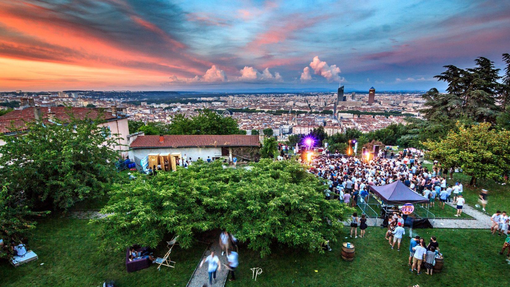La Terrasse ECAM Festival #5
