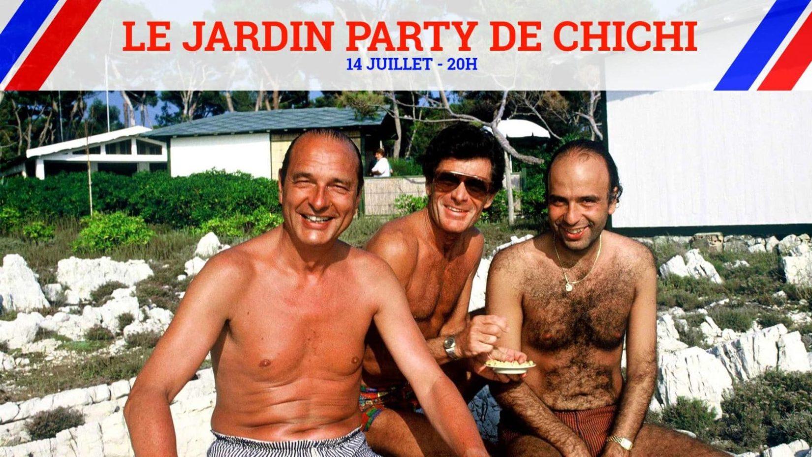 Le Jardin Party de Chichi - RTU