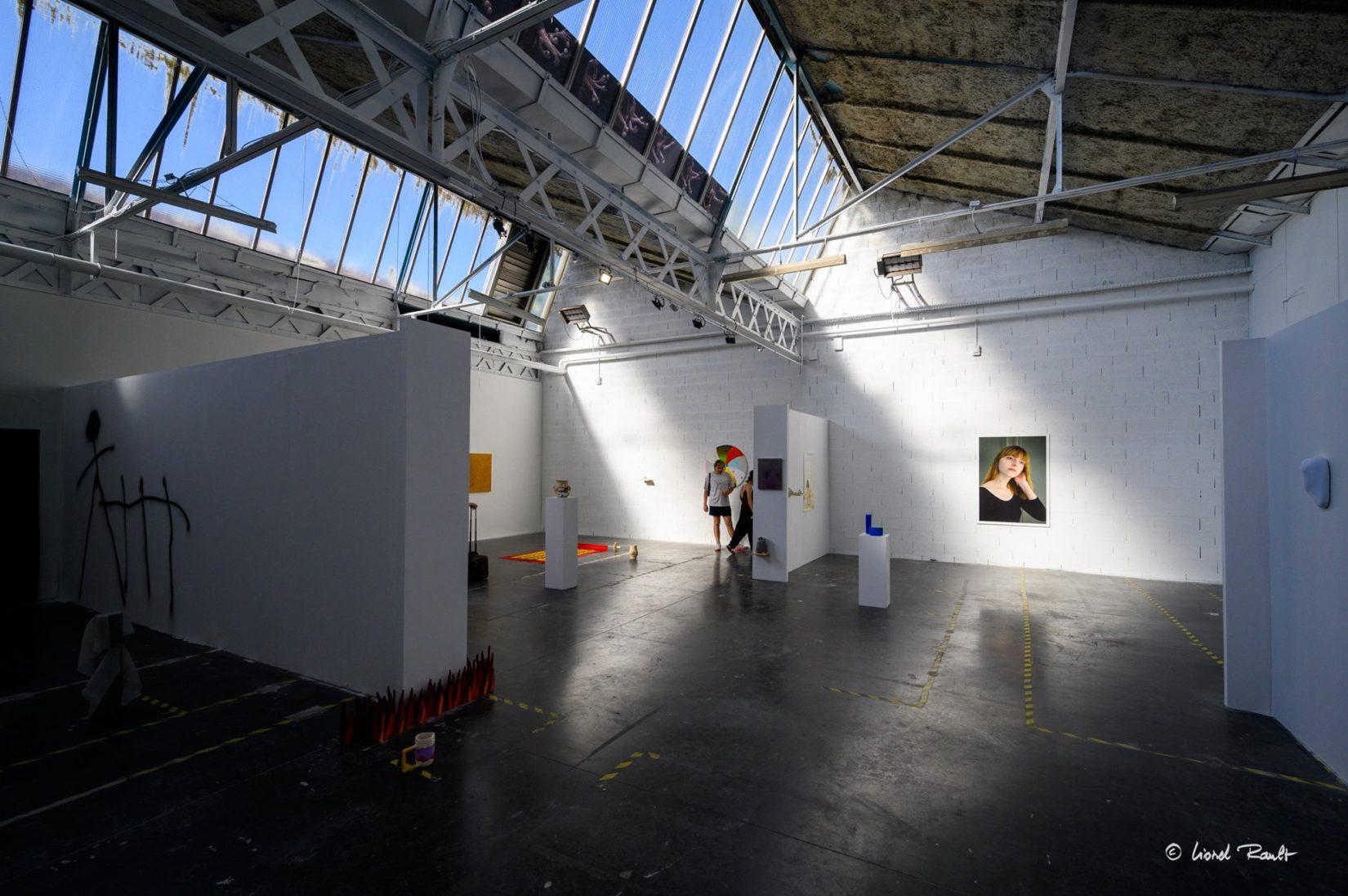les halles du faubourg exposition