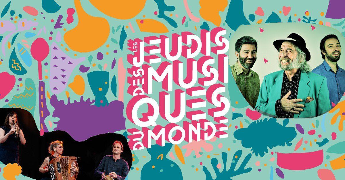 Les Jeudis des Musiques du Monde #4