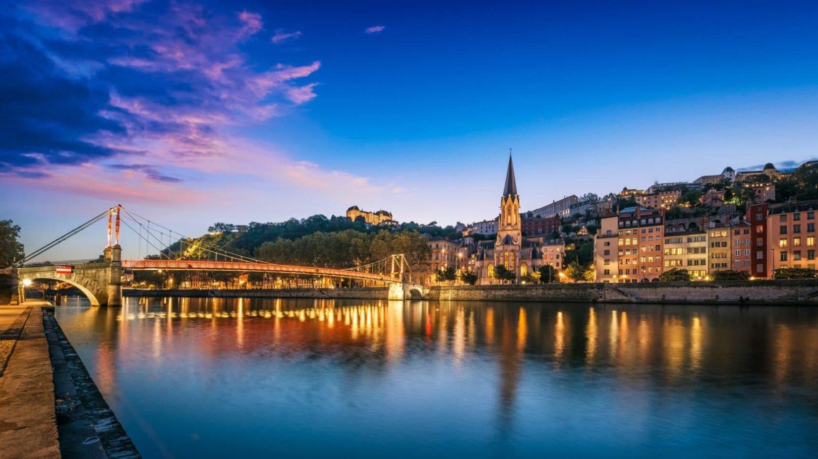 Où sortir à Lyon - Heure Bleue