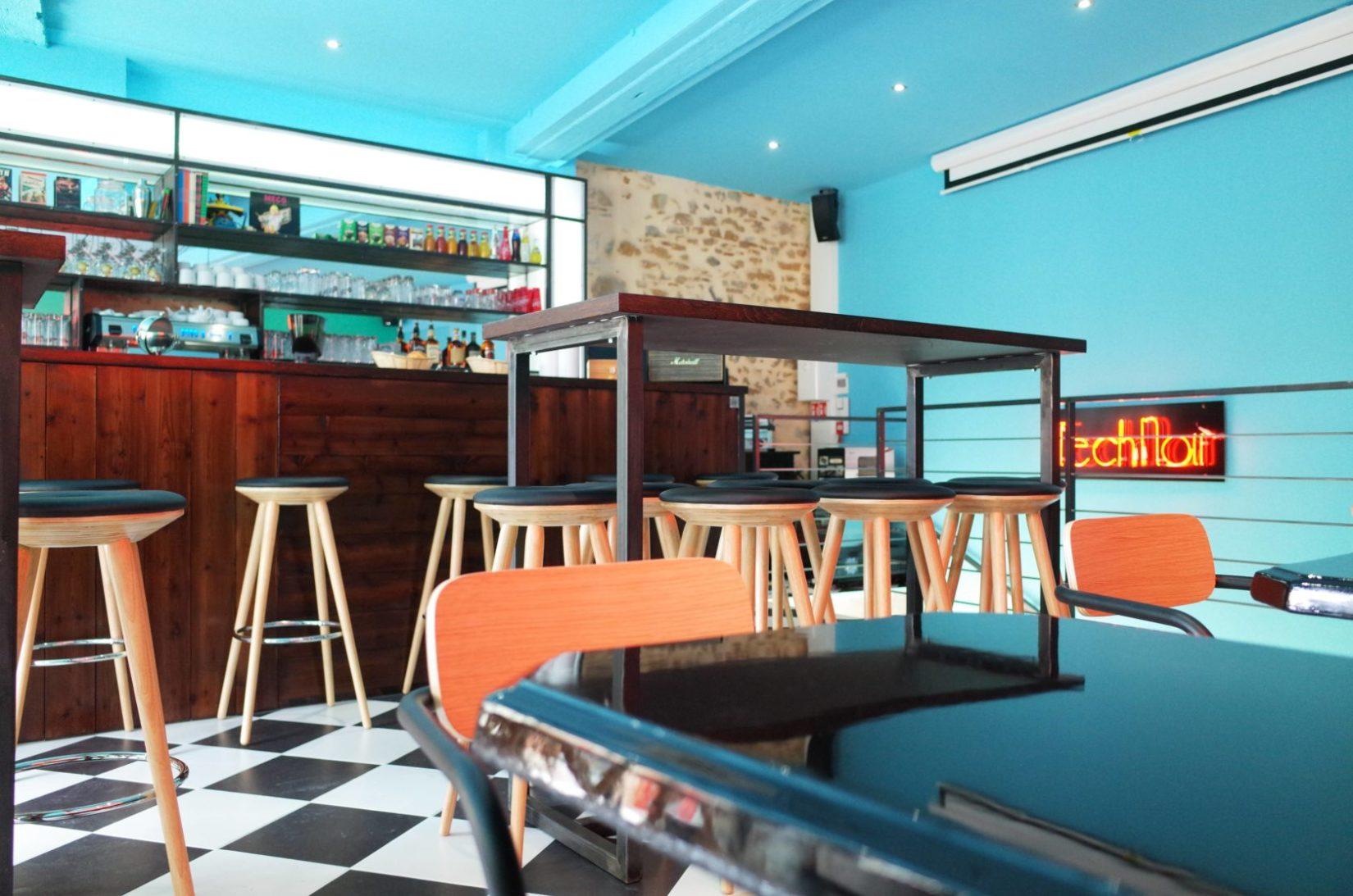 rockyrama interieur cafe