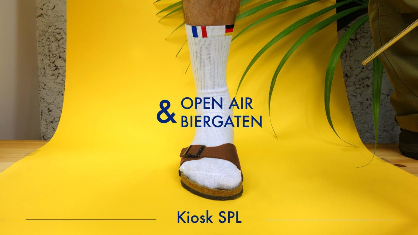 OPEN AIR Biergarten FMR