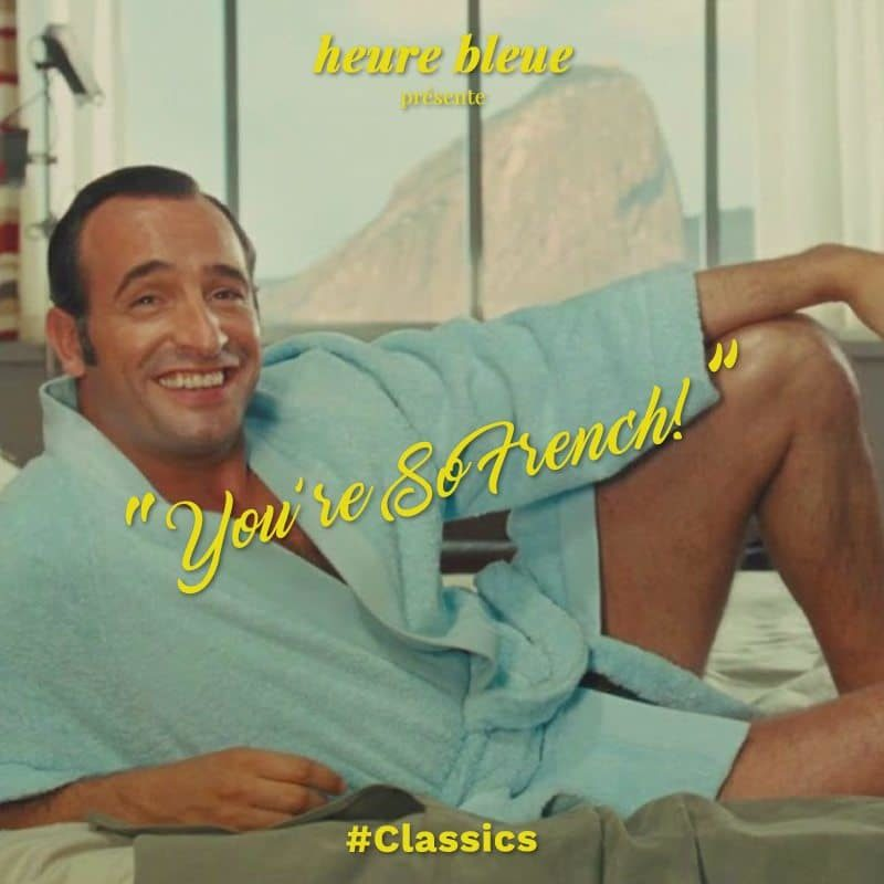 Playlist You're so french classics