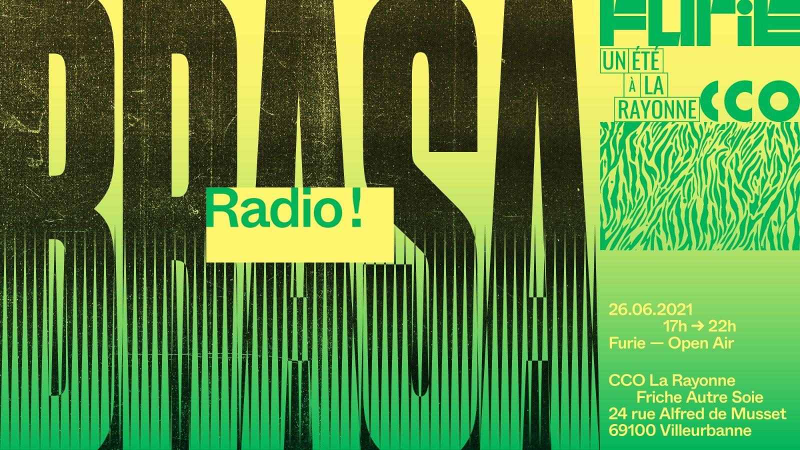 Radio Brasa! Open Air #3