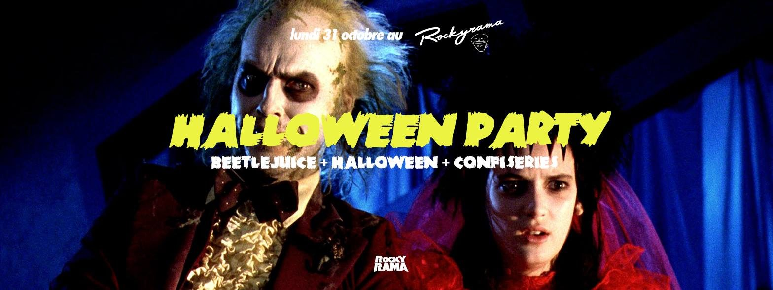 rockyrama halloween cover