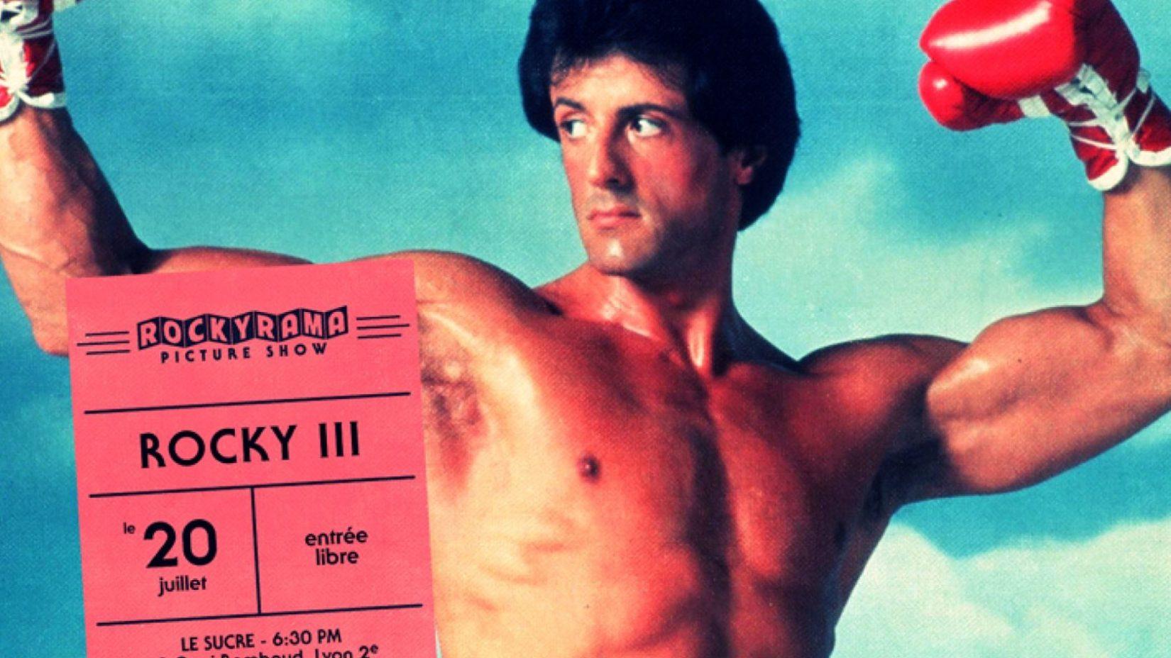 Rockyrama Picture Show Rocky III