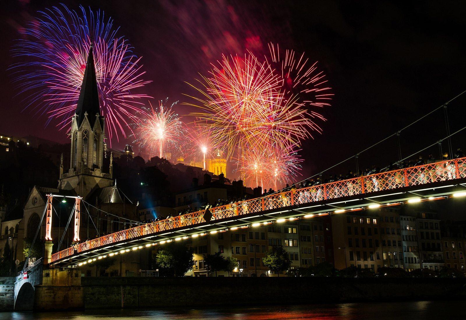 Heure Bleue présente sa sélection d'événements pour le nouvel an 2017 sur Lyon !