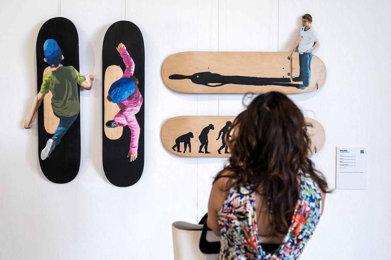 Superposition Spraying Board 2021