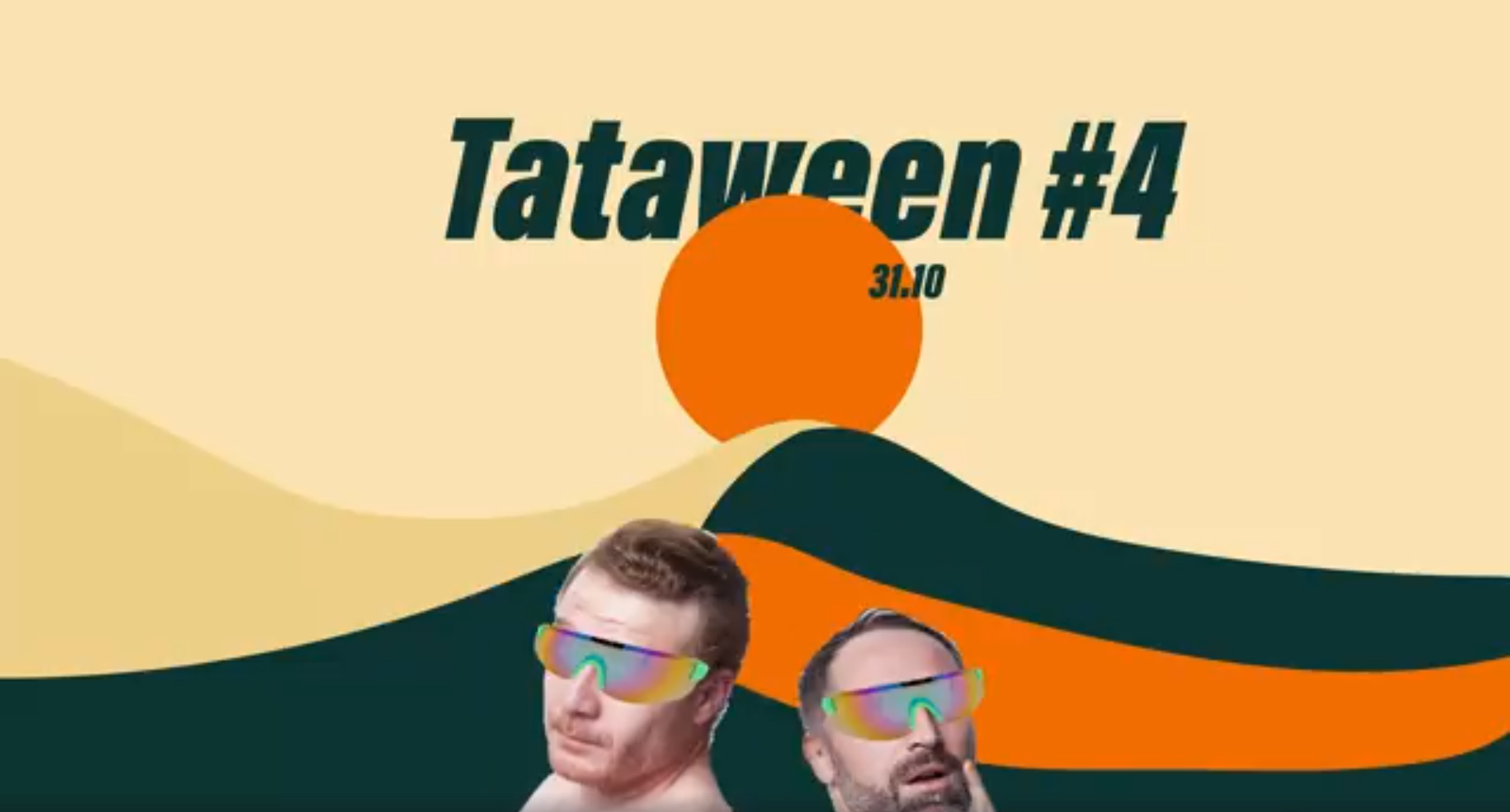 Tataween #4 - L'halloween du Sheïtan