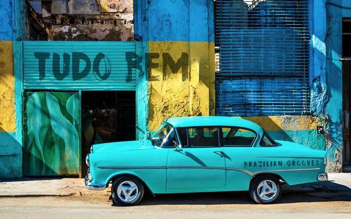 Tudo Bem #6 - Brazilian Grooves VS Balkanic Madness