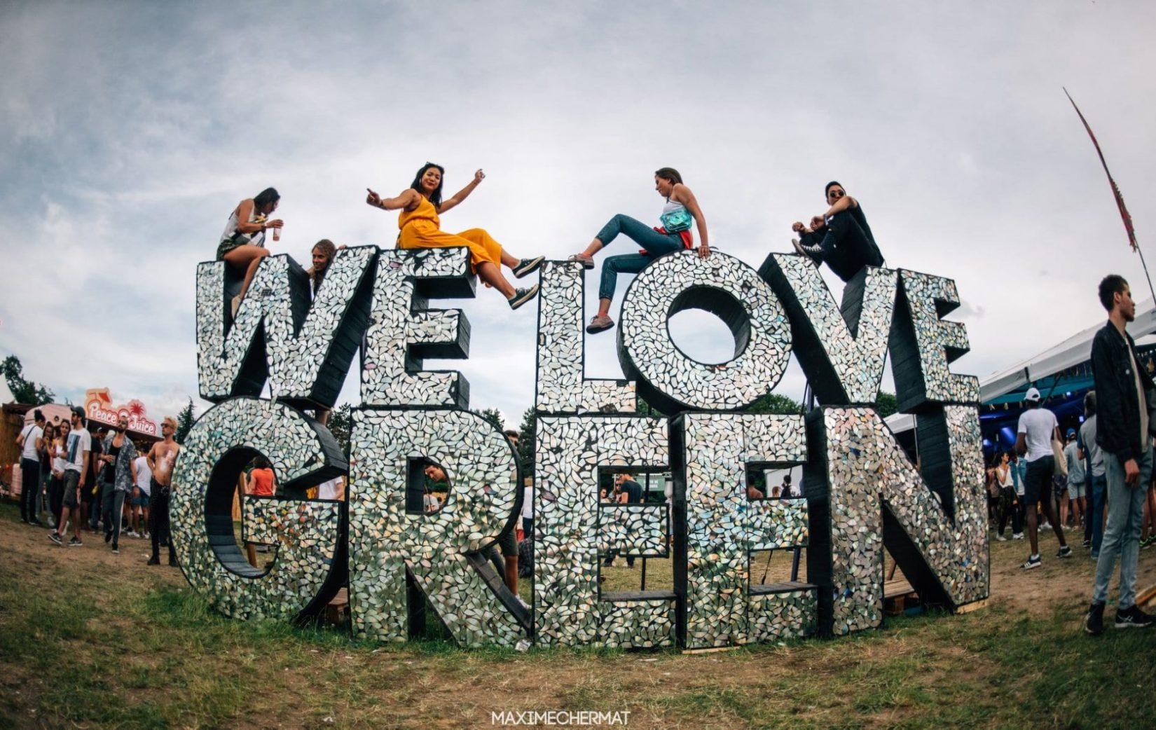 We Love Green 2018