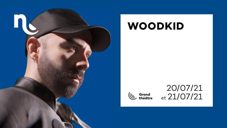 Woodkid aux Nuits de Fourvière Live 2021