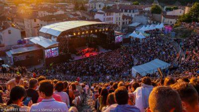 Le festival Jazz à Vienne est de retour en 2017 !