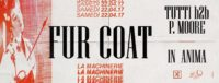 XLR Events & Zoo Corp pres. Fur Coat à la Machinerie Club