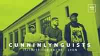 CunninLynguists - Le Sucre - Lyon