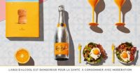 Brunch Veuve Clicquot à Lyon