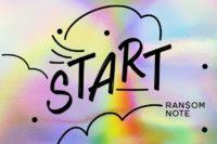 Start : après le travail © Ransom Note