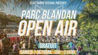 OPEN AIR : Elekt'rhône Festival 2017