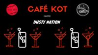Cafe KOT X Dusty Nation