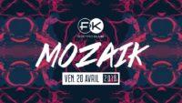 Mozaik DJset f&k