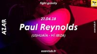 Paul Reynolds - AZAR club