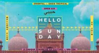 Hello Sunday Oriental — Oasis Tropical