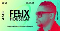 Felix Da Housecat - AZAR Club