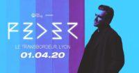Feder LIVE - Lyon- Transbordeur