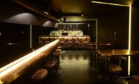 interieur bar redwood