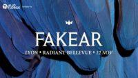 Fakear - Radiant-Bellevue Lyon - 12 novembre 2016