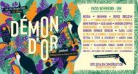 Festival Démon d'Or 2016 - 12ème édition