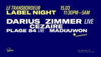 roche musique label night lyon