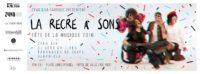 Cover évènement La récré à sons fête de la musique lyon