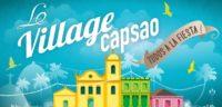 Le Village Capsao Todos a la fiesta