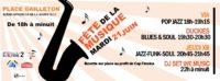 cover évènement Place gailleton fête de la musique lyon