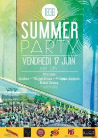 Summer Party #4 au 1838