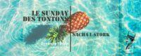 cover evenement les sunday des tontons