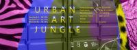 Urban Art Jungle Festival 2016 lyon