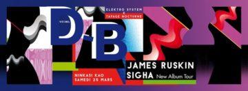Elektro System & Tapage Nocturne - DB* - James Ruskin & Sigha