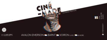 Cinémade Festival 2017 — JOUR 2 (Closing)
