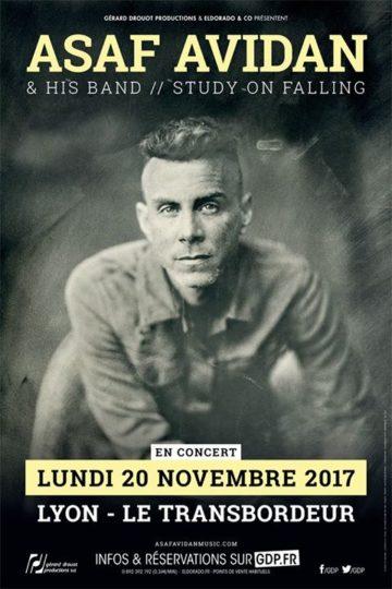 ASAF Avidan & HIS BAND en concert à Lyon