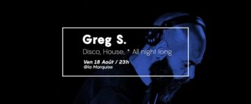 Greg S - All night long