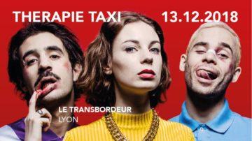 Therapie TAXI en concert à Lyon !