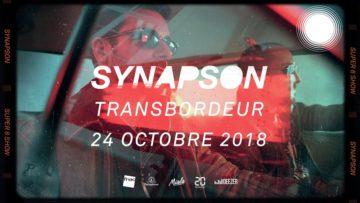 Synapson - Super 8 Show - Le Transbordeur • 24 octobre 2018