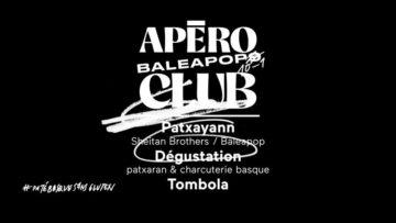 Apéro Baleapop Club