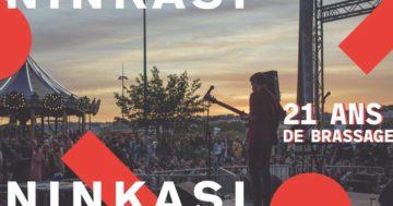 21 ans : Ninkasi Open Air